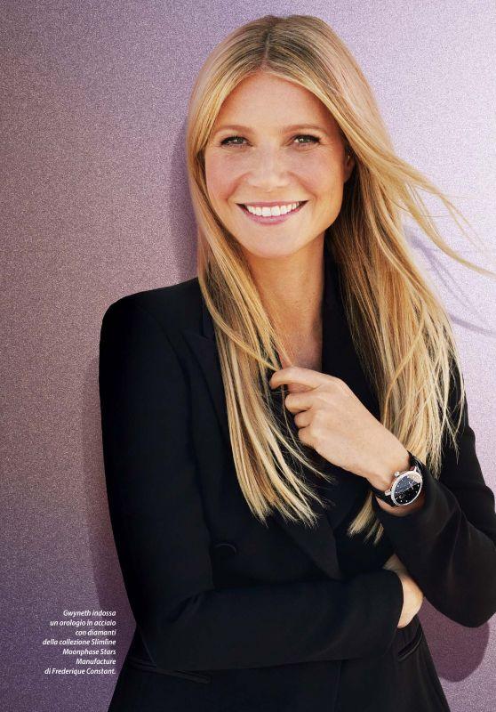 Gwyneth Paltrow - F N. 41 October 2018 Issue