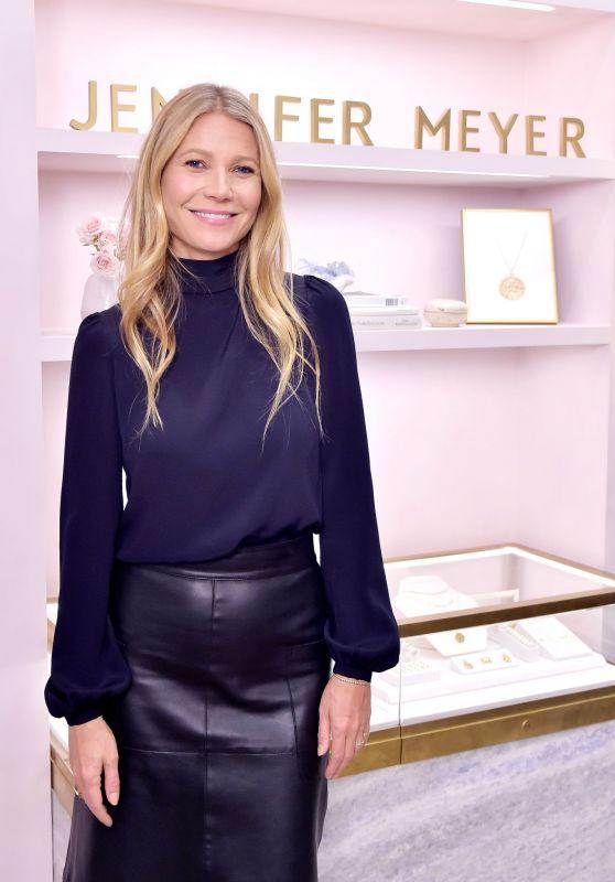 Gwyneth Paltrow – Jennifer Meyer Celebrates First Store Opening in Palisades Village 10/17/2018