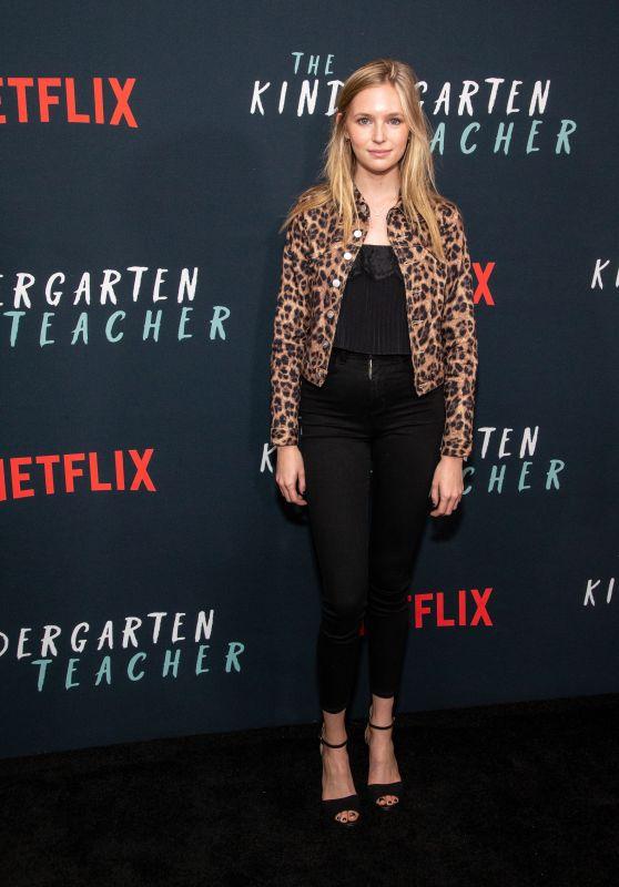 """Haley Murphy – """"The Kindergarten Teacher"""" Screening in NY"""