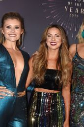 Hannah Mulholland, Naomi Cooke and Jennifer Wayne – 2018 CMT Artists of the Year in Nashville