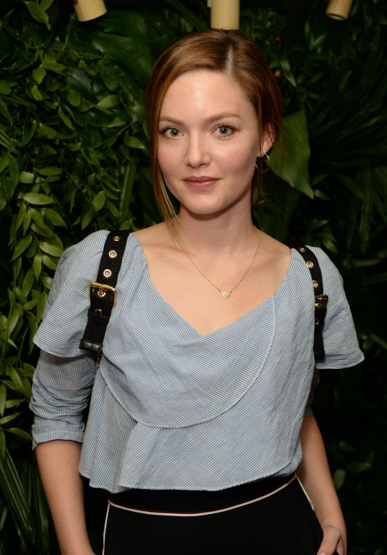 Holliday Grainger – Yatay Launch at Mortimer House in London 10/09/2018