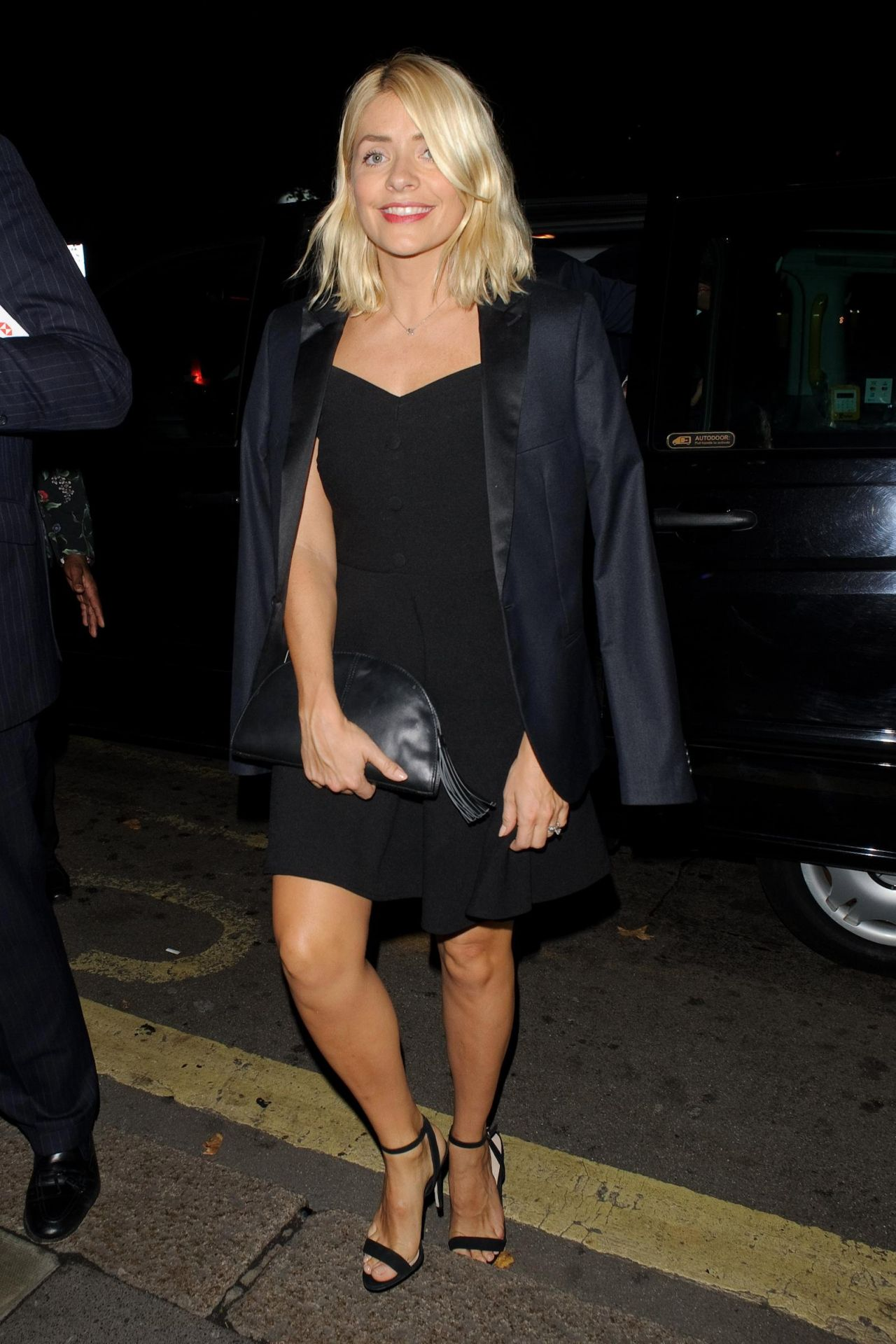 Holly Willoughby Night Out Style London 10 05 2018