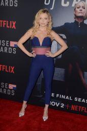 """Izabella Miko – """"House Of Cards"""" Season 6 Premiere in LA"""