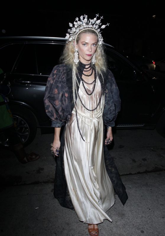 Jaime King – Just Jared's Halloween Party 2018
