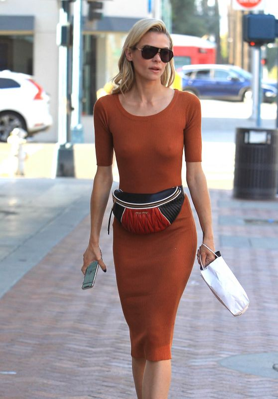 Jaime King - Out in Los Angeles 10/24/2018