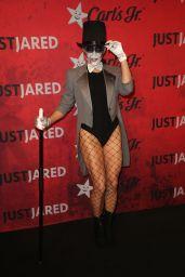 Jaina Lee Ortiz – Just Jared's Halloween Party 2018