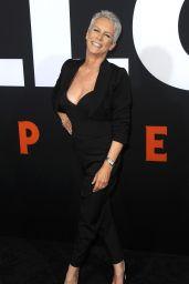 """Jamie Lee Curtis – """"Halloween"""" Premiere in Los Angeles"""