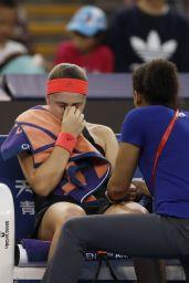 Jelena Ostapenko – China Open Tennis Tournament in Beijing 10/02/2018