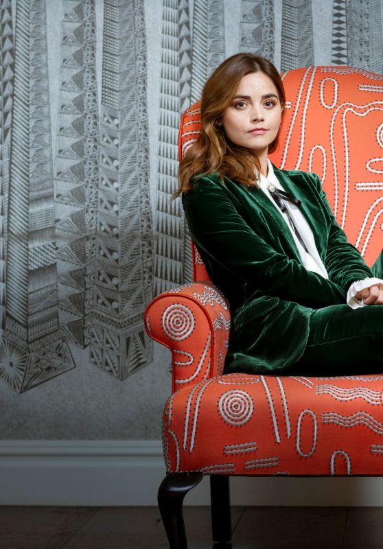 Jenna-Louise Coleman - Photoshoot for The Telegraph 09/29/2018