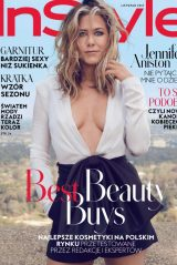 Jennifer Aniston - InStyle Poland November 2018 Issue