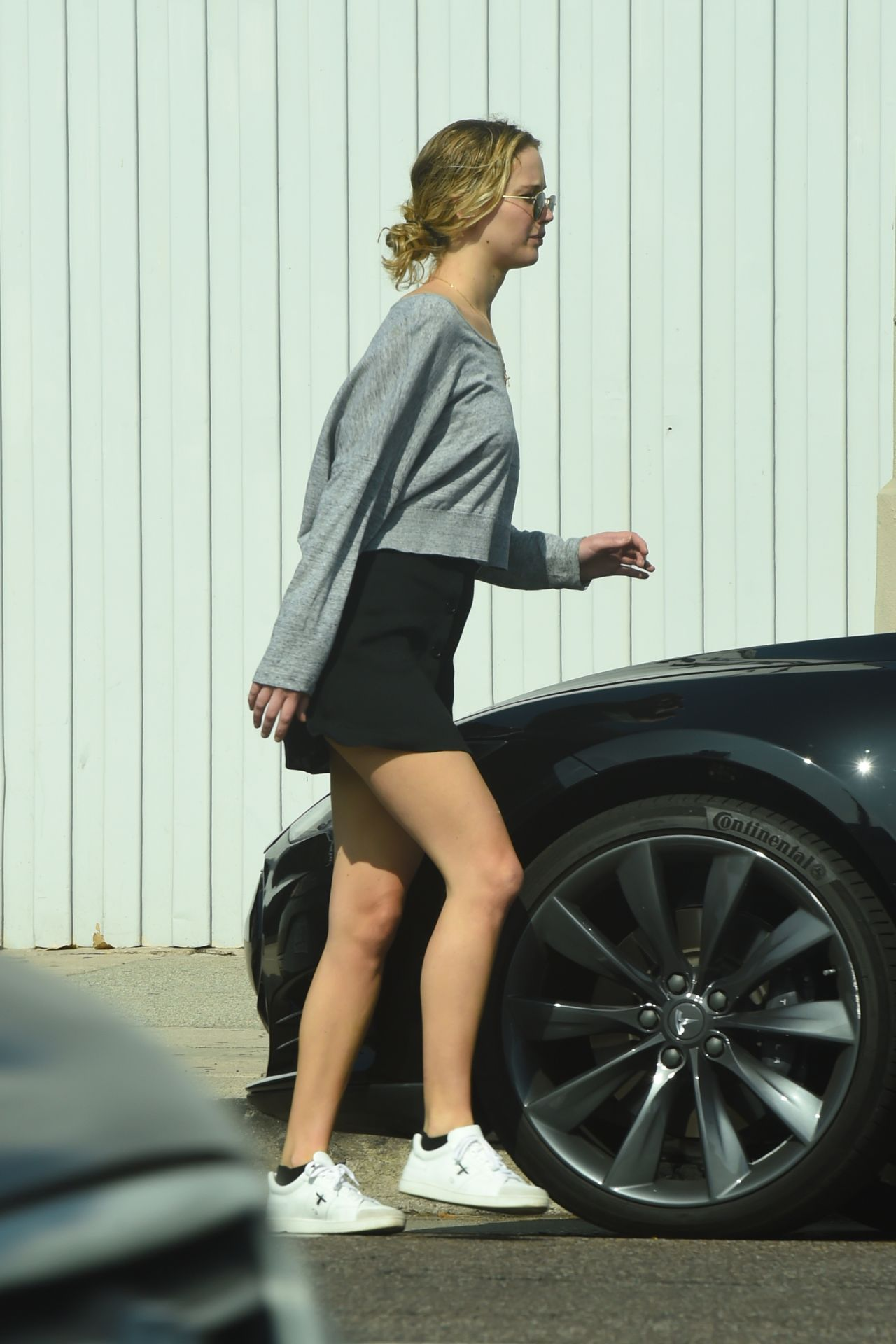 Jennifer Lawrence and Cooke Maroney Out in Los Angeles 10 ...