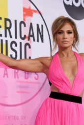 Jennifer Lopez – 2018 American Music Awards in Los Angeles