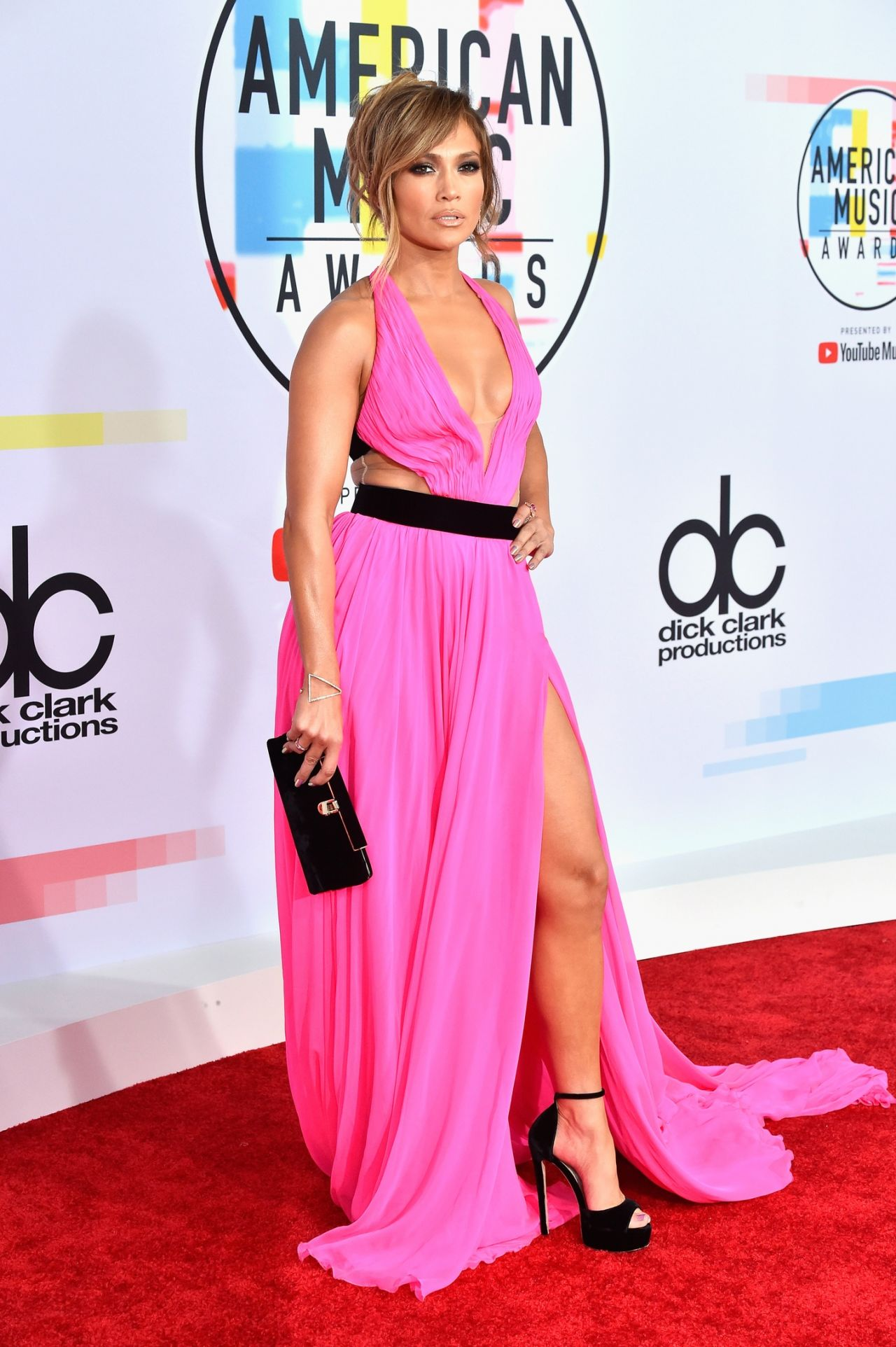 Jennifer Lopez – 2018 American Music Awards in Los Angeles