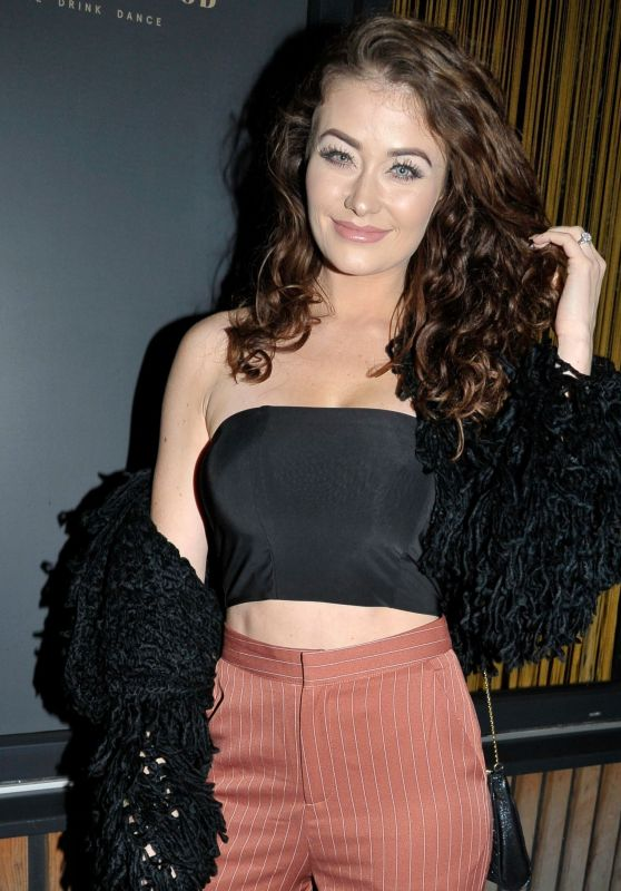 Jess Impiazzi - Night Out in Manchester 10/13/2018