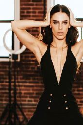 Jessica Lowndes - Personal Pics 10/22/2018