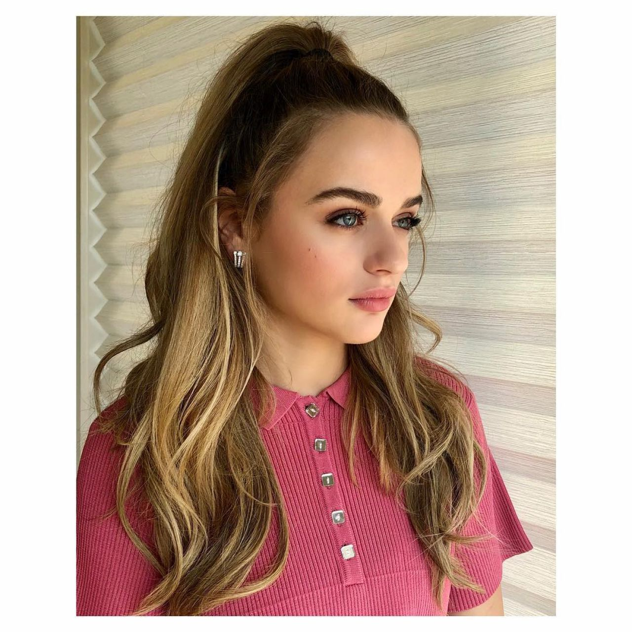 Watch Joey king personal pics video