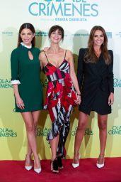 """Juana Acosta, Maribel Verdu and Paula Echevarria - """"Ola de crimenes"""" Photocall in Madrid"""