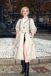 Julia Garner – Miu Miu Show at Paris Fashion Week 10/02/2018