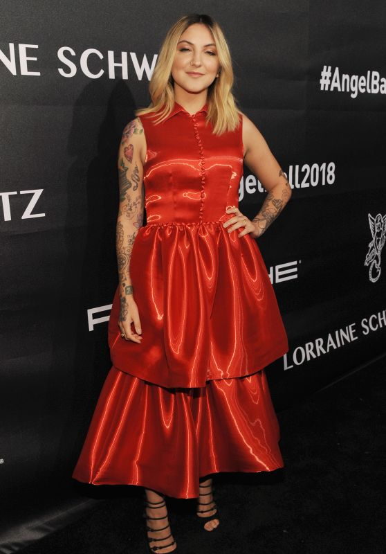 Julia Michaels - Angel Ball 2018 in NYC