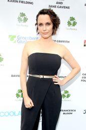 """Julie Ann Emery - """"Roma"""" Premiere at NYFF"""