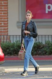 Kaia Gerber - Out in Los Angeles 10/07/2018