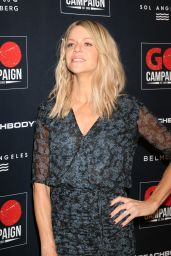 Kaitlin Olson – GO Campaign Gala in Los Angeles 10/20/2018