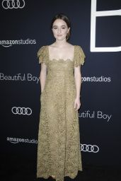 "Kaitlyn Dever – ""Beautiful Boy"" Premiere in Los Angeles"