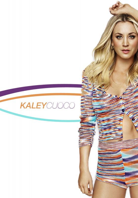 Kaley Cuoco - Wallpapers (+10)