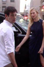 Karlie Kloss and Joshua Kushner in New York 10/18/2018