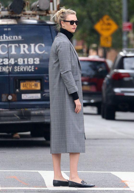 Karlie Kloss and Joshuah Kushner Out in New York City 10/01/2018