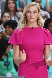 Karlie Kloss – International Day Of The Girl Event at the Today Show in NYC 10/11/2018