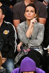 Kate Beckinsale - LA Lakers VS Houston Rockets in LA 10/20/2018