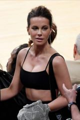 Kate Beckinsale - LA Lakers VS Houston Rockets in LA 10/20/2018