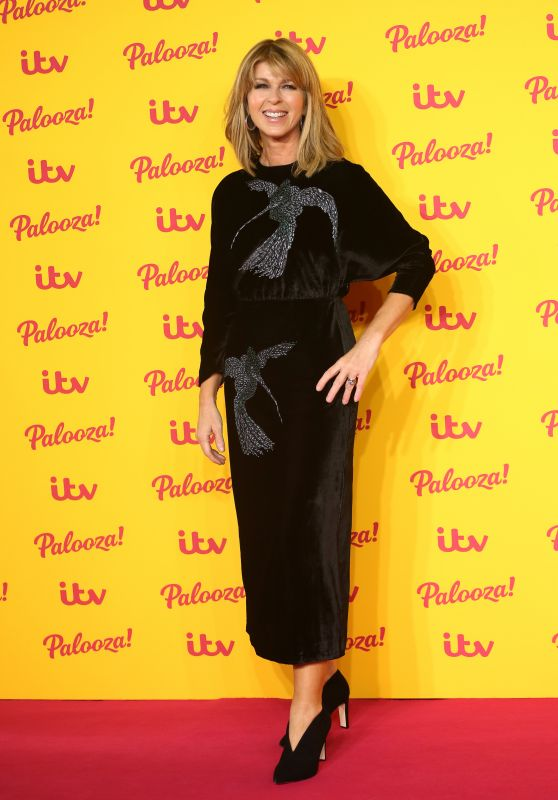 Kate Garraway – ITV Palooza! in London 10/16/2018