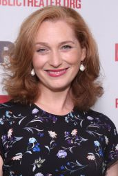 Kate Jennings Grant – Opening Night of Mother of the Maid at Public Theater in NY