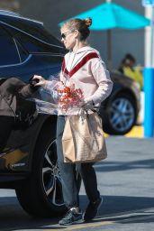 Kate Mara Street Style 10/21/2018