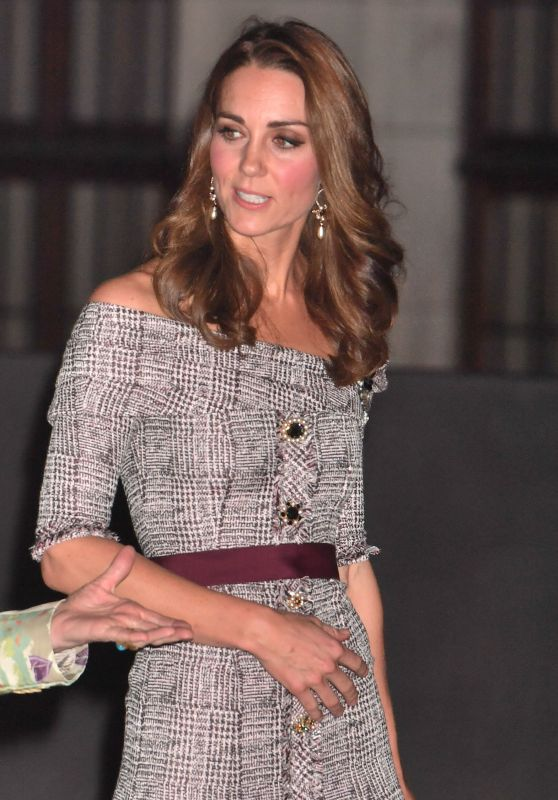 Kate Middleton Opens New Photography Centre in London