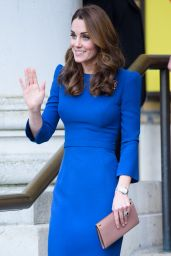 Kate Middleton - Visits the Imperial War Museum in London