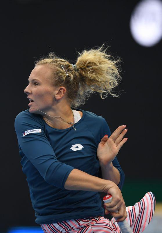 Katerina Siniakova – China Open Tennis Tournament in Beijing 10/05/2018