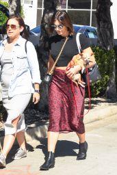 Katharine McPhee - Out in LA 10/18/2018