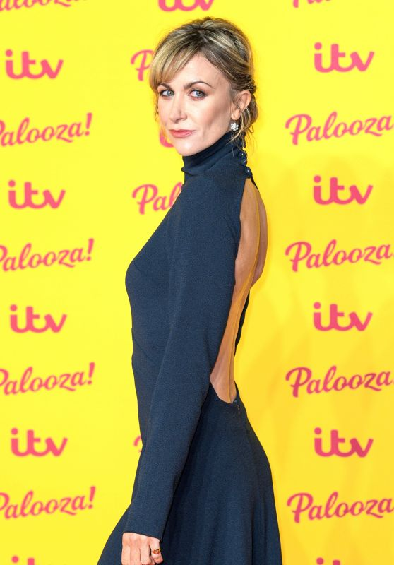 Katherine Kelly – ITV Palooza! in London 10/16/2018