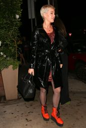 Katy Perry at Giorgio Baldi in Santa Monica 10/26/2018