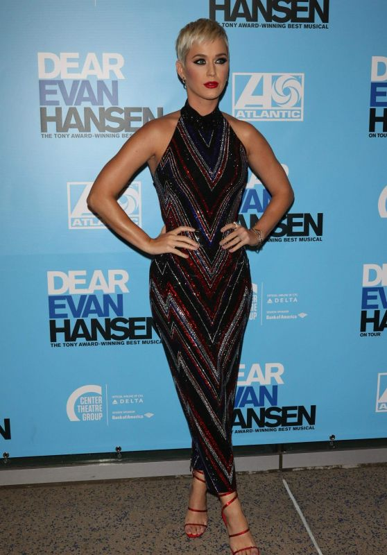 "Katy Perry - Opening Night Performance of ""Dear Evan Hasen"""