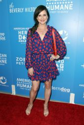 Kellie Martin – 2018 American Humane Dog Awards in LA
