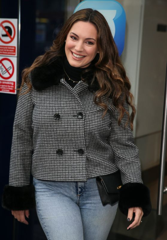 Kelly Brook at Global Show in London 10/29/2018