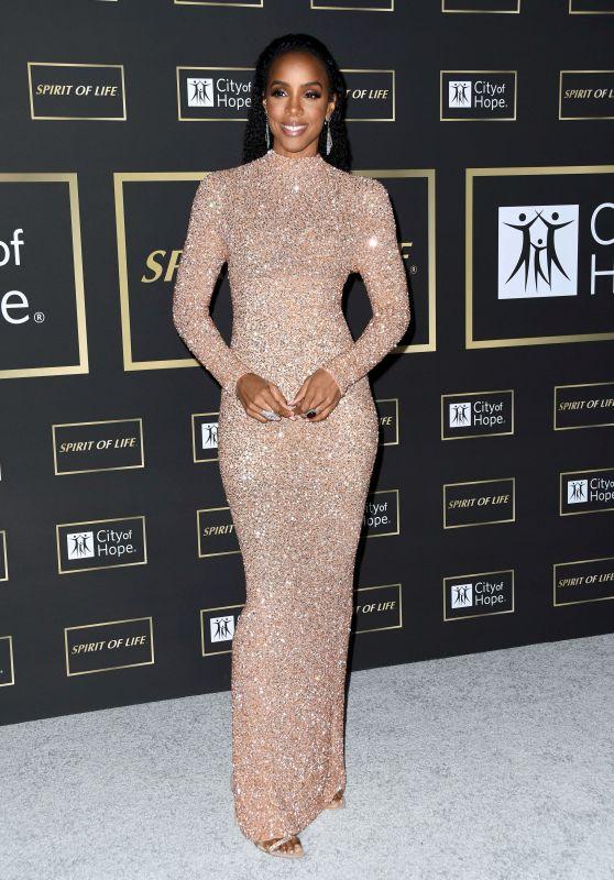 Kelly Rowland – City of Hope Gala in LA 10/11/2018
