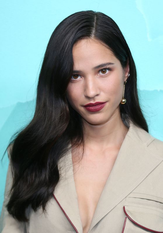 Kelsey Chow – 2018 Tiffany Blue Book Collection in NYC