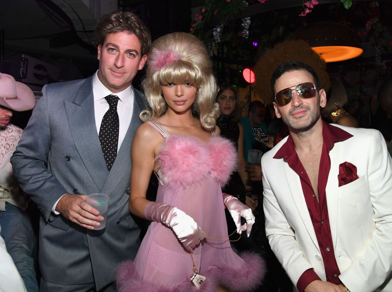 Halloween 2019 celebrity costumes party