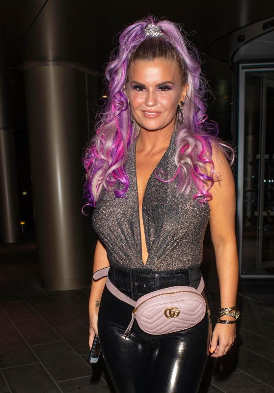 Kerry Katona - Eagle Nightclub in London 10/12/2018