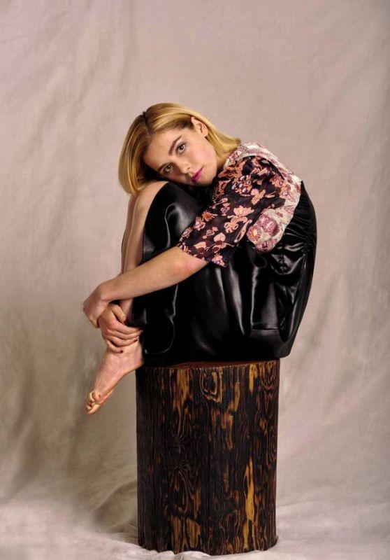Kiernan Shipka - Evening Standard Magazine Shoot October 2018